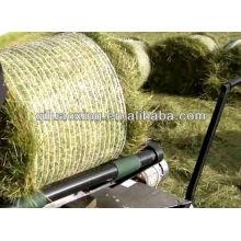 Envoltório de rede de plástico agrícola HDPE