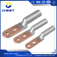 Dtl2 Tipo Conector de alimentación bimetálico de doble orificio (cabeza redonda)