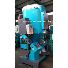 Screw Type Plastic Mixer with Dryer