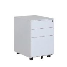 Mingxiu Steel Cabinet Manufacture 3 Drawer Mobile Pedestal
