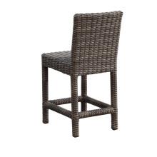 Chaise de jardin Wicker Patio meubles Bar rotin extérieur tabouret