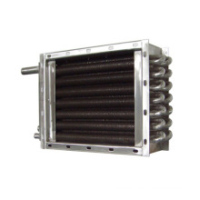 Steam to Air Heat Exchanger in Fin Tube Types