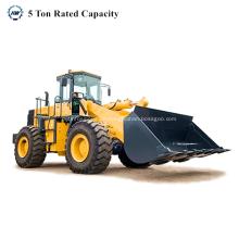 Radlader Vorderradlader mit 5 Tonnen Kapazität