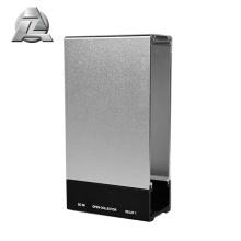 Mill sliver server cnc mold enclosure