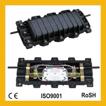 Competitive 144cores Horizontale Wasserdichte Fiber Optic Joint Box / Splice Verschluss