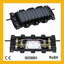Concurrente 144cores Horizontal Impermeable Fibra Óptica Joint Box / Splice Cierre