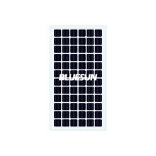 Bluesun neue Panels 340w transparente Dachpaneele Monoplatten transparente Paneele