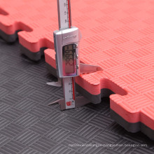 1x1m 2 3 4 cm EVA foam interlocking taekwondo tatami Floor puzzle mats