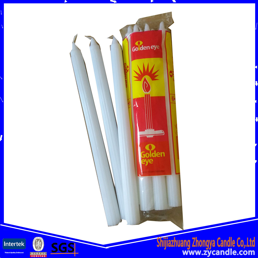 موزمبيق 6X50Packing 55G Fluted Candle