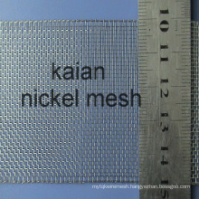 Various Of Nickel Mesh / Nickel Weave Mesh / Nickel Expanded Mesh / Nickel Perforated Mesh / Nickel Knitted Wire Mesh