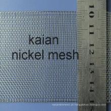Níquel Wire Mesh / Níquel Mesh / Nickel Screen ----- 35 anos de fábrica