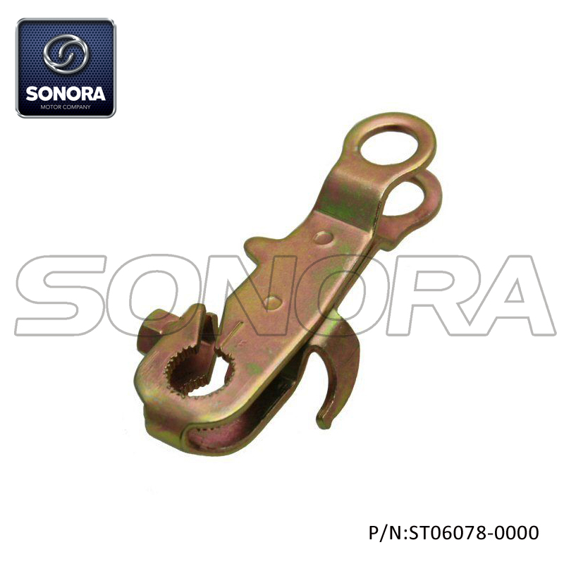 ST06078-0000 139QMA GY6-50 Rear brake arm (7)