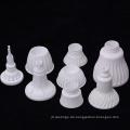 Fabrikverkauf weiße keramische Lampenfassung