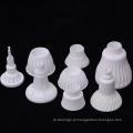 Suporte para lâmpada de cerâmica e Bae