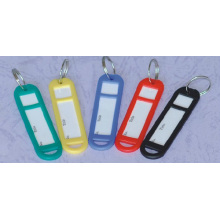 lange Farbe Key Chains