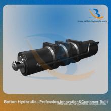 Cilindro hidráulico de estabilização simples