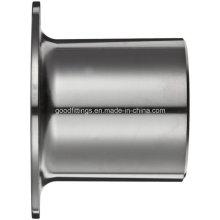 Tipo sin costuras Tipo B Extremo de acero inoxidable (Mss Sp 43)