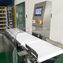 High speed digital automatic check weigher
