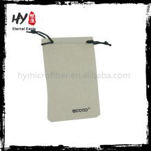 Personalizado deign nuevas bolsas de tela con cordones de moda con alta calidad