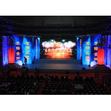 Full Color Rental LED Display voor Stage