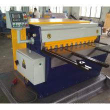 Qh11d-3.5X1300 Hohe Präzision Stahlplatte Schneidemaschine / Guillotine Schermaschine