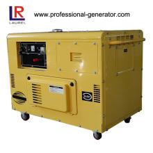 Gerador diesel de cilindro duplo de 10kVA