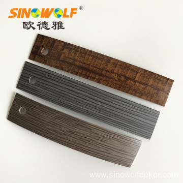 ABS Woodgrain Edge Banding Strip for Furniture Board