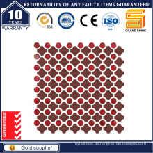 Marmor Steinmischung Glanzglas Mosaik Sce9537