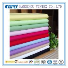 Tejido de algodón suave y caliente de alta calidad de la moda de Yintex