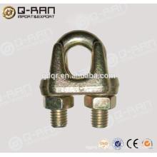 Câble d'acier malléable Clips Type A