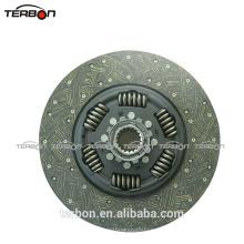 Disco de embreagem do material da fabricação de 400 * 250 * 18 * 50 * 6S que promove