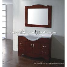 2012 Vajilla de baño de madera maciza del cuarto de baño FM-S8058