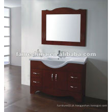2012 Solid Wood Hotel Vanity de banheiro FM-S8058