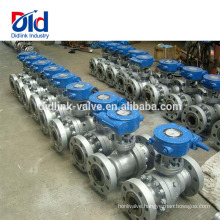 Pneumatic Manufacturer With Key Argu Pvc Ansi Carbon Steel 4 Inch Flanged Ball Valve Dimension