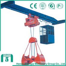 3 Ton to 5 Ton Single Girder Overhead Crane with Grab