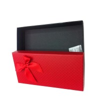 The clothes packaging gift box