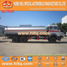 Camion citerne acide Beiben 6x4 20000L à vendre, fournisseur d'usine chinoise