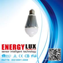 ES-B04 com sensor PIR E27 Lâmpada LED