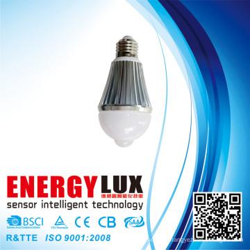 ES-B04 with PIR Sensor E27 LED Bulb
