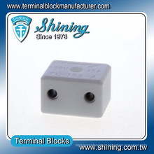 TC-152-A High Temperature 600V 15A 2 Pin Ceramic Terminal Connector