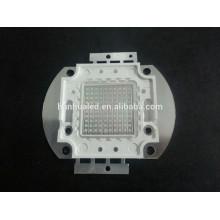 100 Вт УФ LED Сид наивысшей мощности UV 365-370 нм 395-400нм 405-410нм