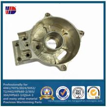 El proceso de fundición a presión de aluminio de alta presión muere fundido