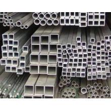 Profil de tube carré en aluminium