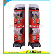 Neuheit Design Münze betrieben Plastik Spielzeug Station Kapsel Verkaufsautomat