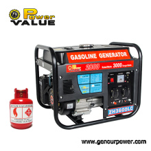 How To Convert Portable Generator To Natural Gas