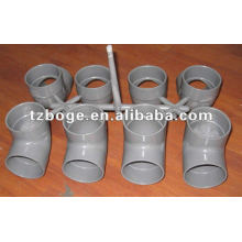 pvc elbow mould