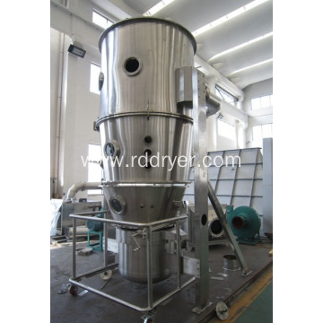 Fl Fluid Bed Drying Machine for Foodstuff Industry