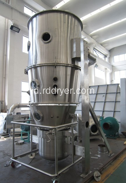 FL Fluid Bed Drying Equipment