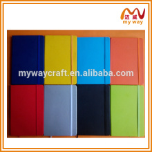 Wholesale promotional soft cover notebook, western leather notebook