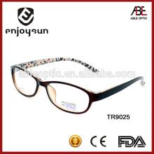 Venda Por Atacado estilo novo TR90 quadros ópticos de alta qualidade China